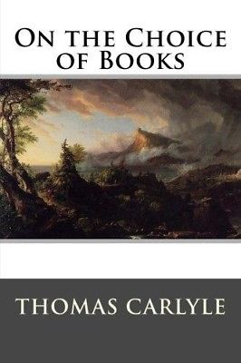 On the Choice of Books. Unbranded. Best Price