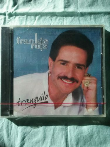 Tranquilo by Frankie Ruiz (CD, May-1996, T.H. Rodven) Brand New Sealed