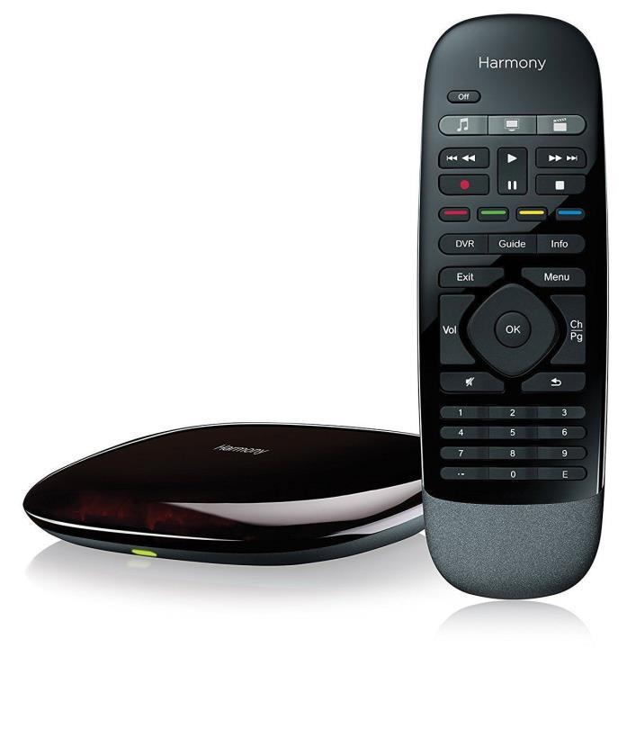 SEALED Logitech Harmony Smart Control w/Smartphone App & Remote