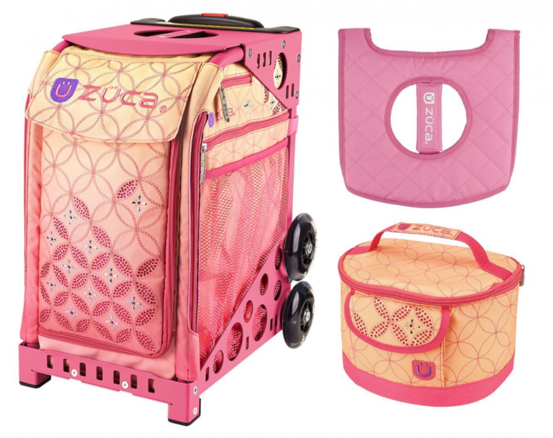 Zuca Sport Bag - Sunset with gift Lunchbox and Seat Cover