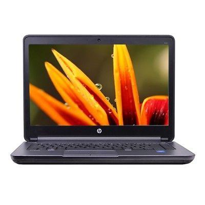 HP ProBook 640 G1 Core i5-4300M Dual-Core 2.6GHz 4GB 128GB SSD DVD±RW 14 LED Not