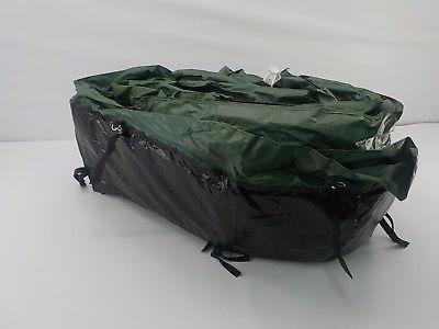 JumpKing PAD15JP4-10G 15' Combo Trampoline Pad Color: Green