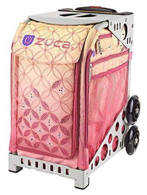 ZUCA Bag Sunset Insert & Gray Frame w/ Flashing Wheels