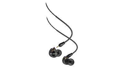 MEE Audio M6 Pro In-Ear Monitors Black