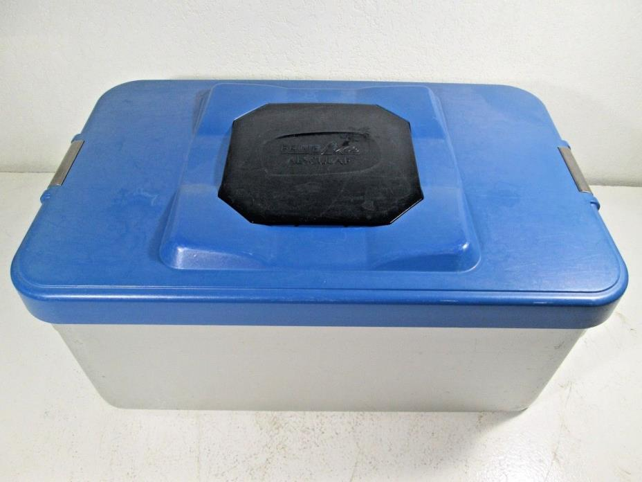 AESCULAP CONTAINER STERILIZATION CASE W/ BASKET TRAY surgical medical tools