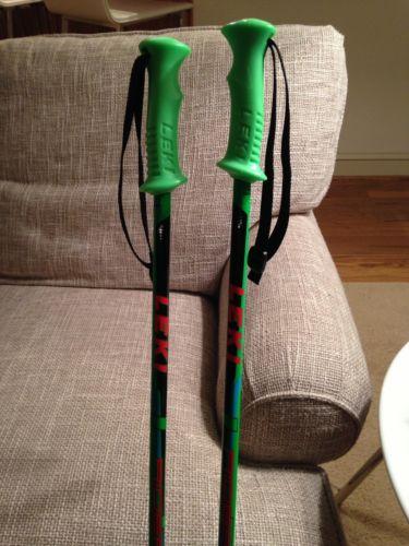 Leki Youth Ski Poles 42 inches