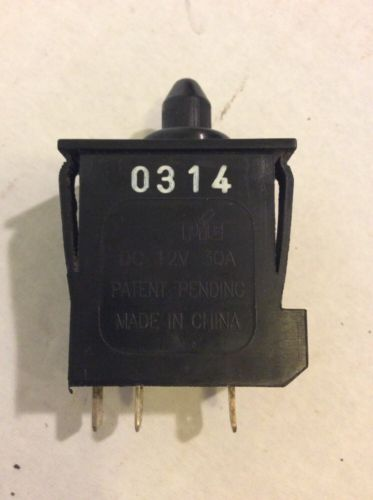 Jeep Wrangler Power Wheels Replacement Part Foot Pedal Switch 0314