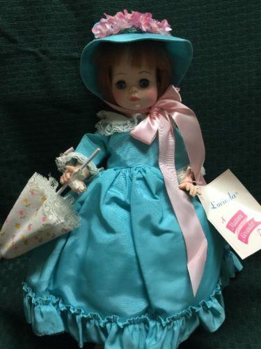 Vintage Madame Alexander Doll #1535, Lucinda
