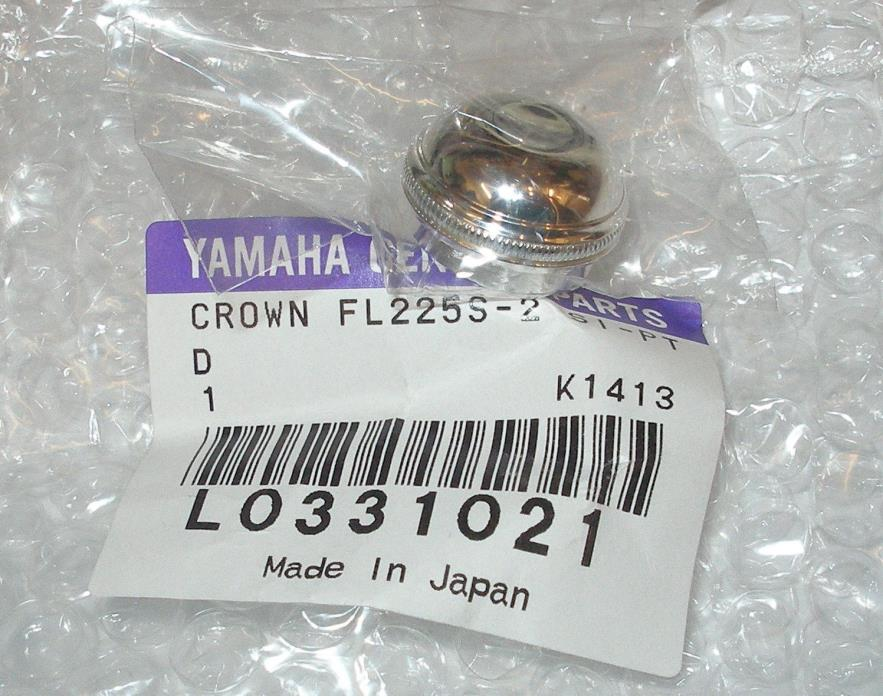 New Yamaha Flute Silver-Plated Head joint Crown!  OEM Part. L0331021
