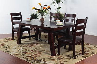 Sunny Designs Vineyard Dining Table 1367RM