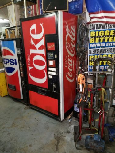 Vintage Coke Machine 1990's?