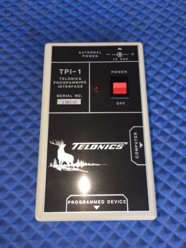 Trailmaster TM Data Collector Game tracking