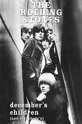 Rolling Stones December's Children Poster UK Import 24