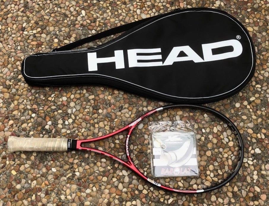 $200 Head Prestige Pro Youtek Midplus 98 Tennis Racket 4 1/2