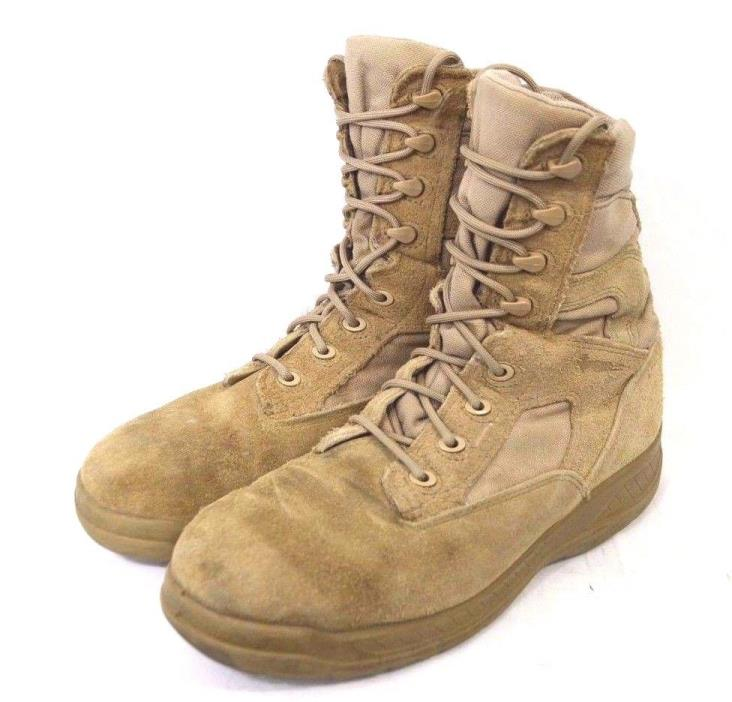 Belleville 310 desert military tactical boots (9R) GOOD USED CONDITION