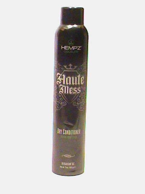 HEMPZ couture Haute Mess Dry Conditioner 7 oz FREE SHIP MAKE OFFER #D19
