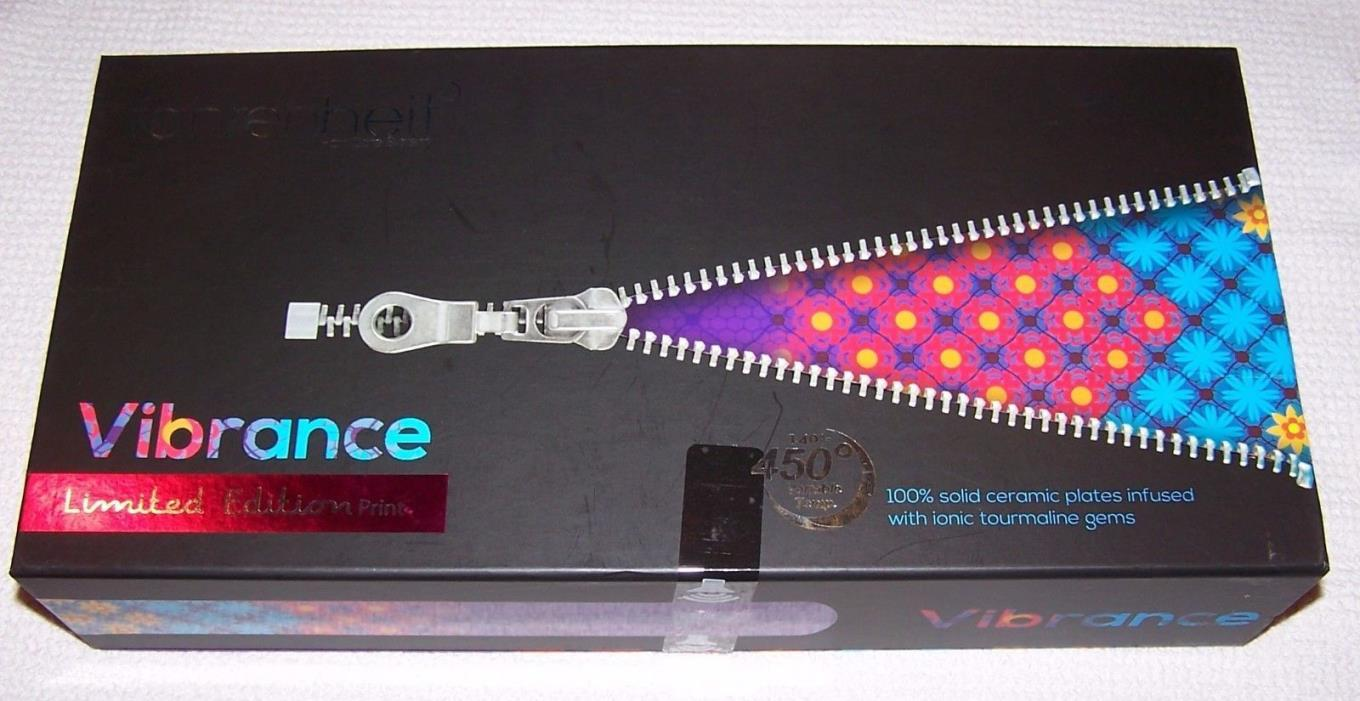 Fahrenheit Limited Edition Vibrance Flat Iron 1