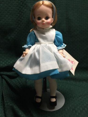 Vintage Madame Alexander Doll#1552, Alice