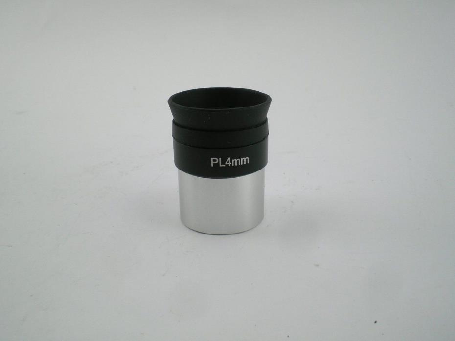 Telescope Eyepiece 4 mm 1.25 inch pl Plossl lens