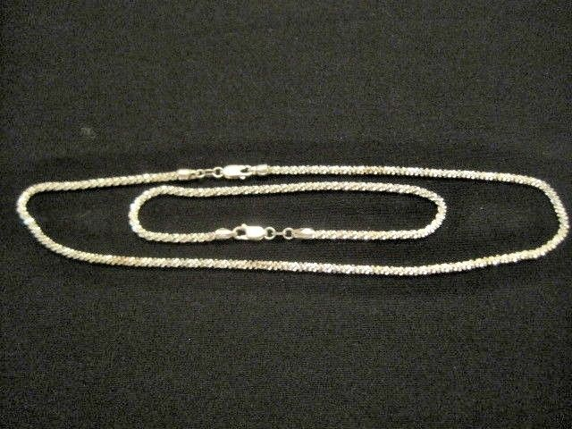 925 Italy Sterling Silver 16
