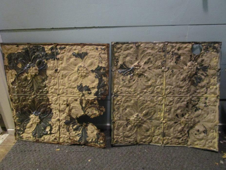 Antique Ceiling Tin Tiles For Sale Classifieds