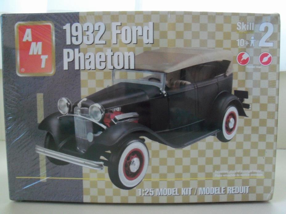 AMT - 1932 FORD PHAETON - MODEL KIT (SEALED)