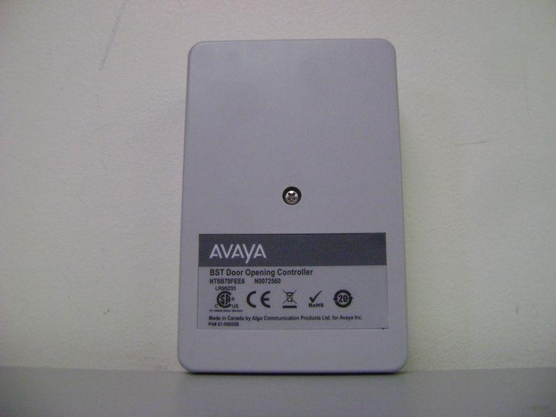 Avaya BST Door Opening Controller NT8B79FEE6