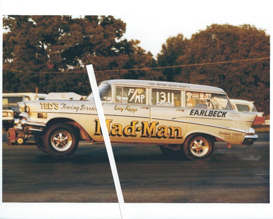 1960s Drag Racing- Larry Kopp's