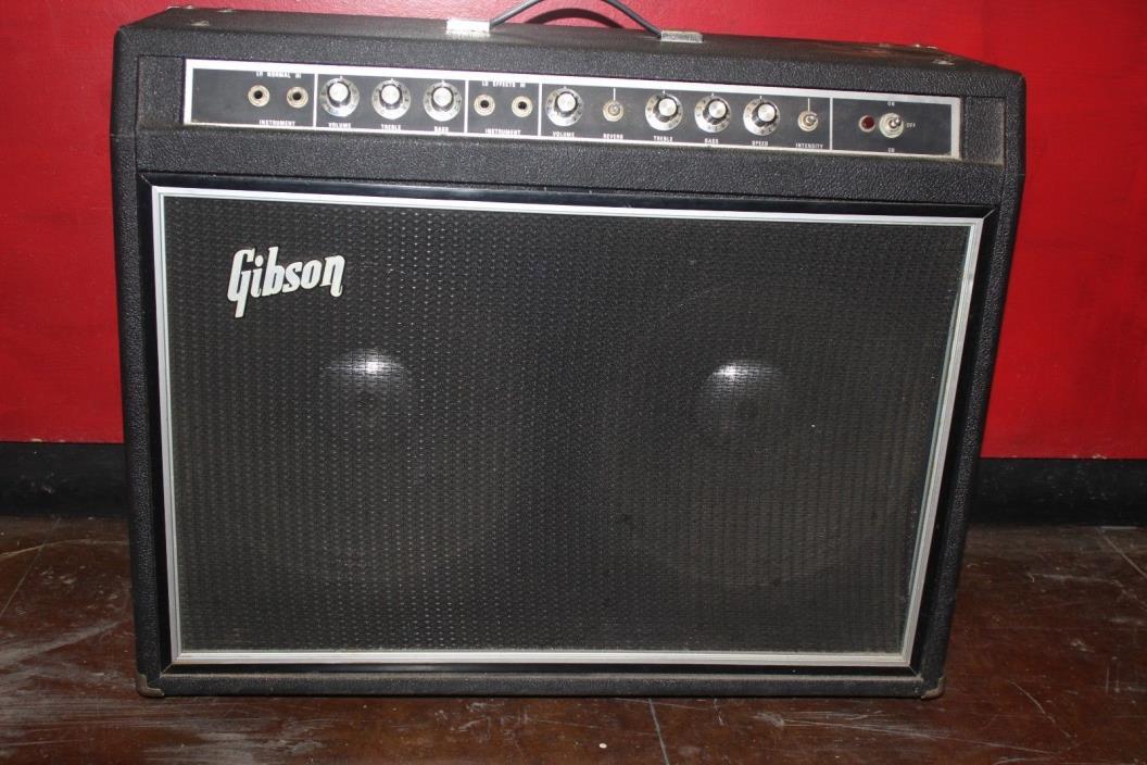 ? Vintage ? Gibson ? Amplifier ? G70 ?