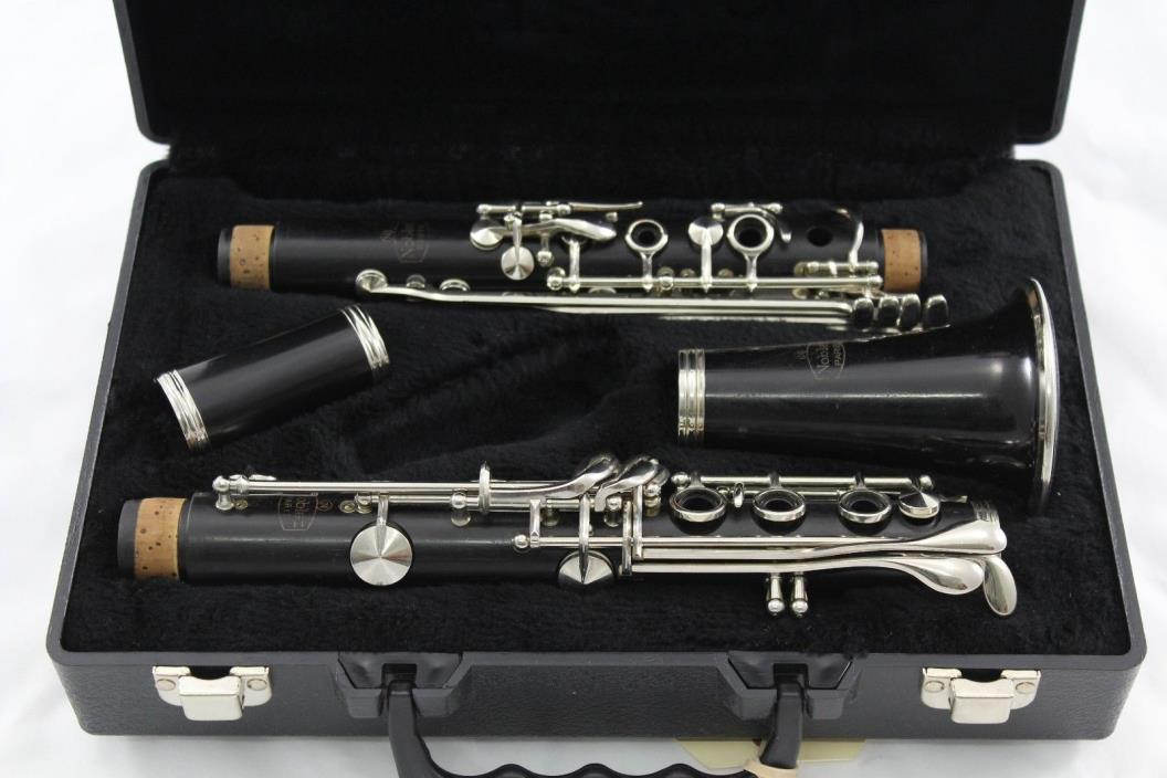 Noblet Wooden Clarinet
