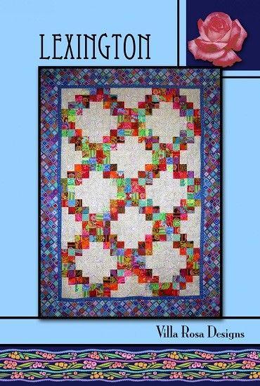 Lexington Quilt Pattern Card
