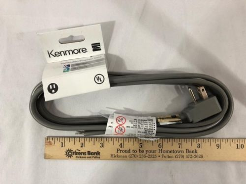 Kenmore 110V Electrical Cord for Disposer or Dishwasher-70186-NEW