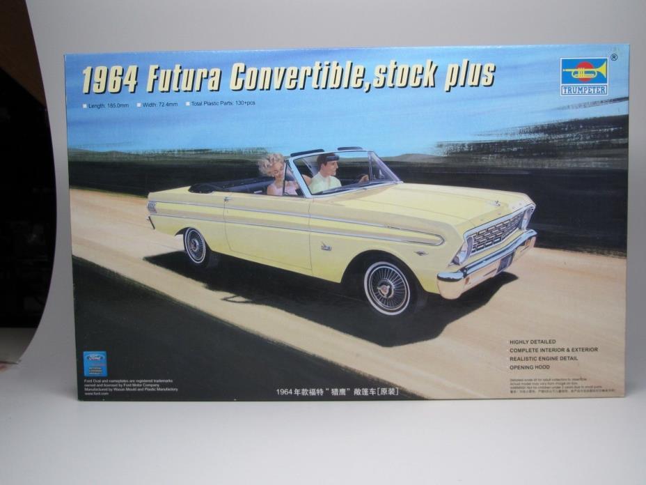 1964 Ford Falcon Futura  1/25 Scale Trumpeter #02509