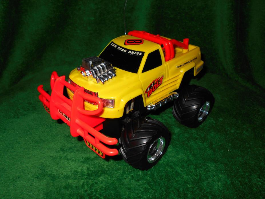 Radio Shack R/C Truck from the 80's classic