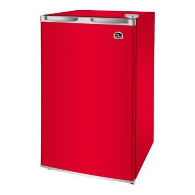 IGLOO FR320I-C-RED Igloo 3.2 Cubic-ft Refrigerator (Red)