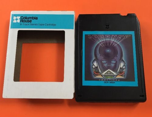Frontiers By Journey 8 track tape tested