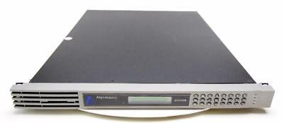 Harmonic R-MV100 DIVICOM Digital Broadcast Video Encoder