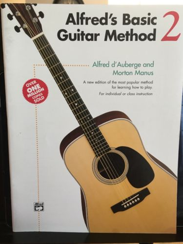 ALFRED'S BASIC GUITAR METHOD BOOK 2