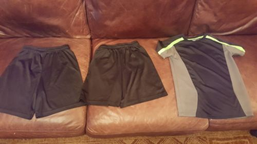 Boy's mixed clothes size 8-10 4 pc lot