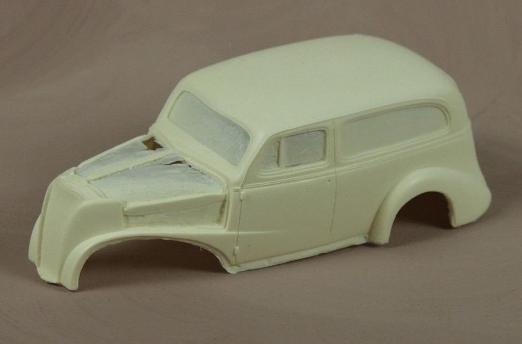 Mill City Replicas 1/25 1937 Chevrolet Sedan Delivery Resin cast body