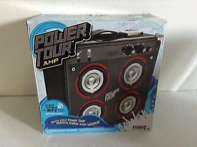 NEW Power Tour Guitar Amp Amplifier Speaker Gibson Tiger Hasbro