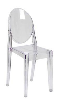 Side Chair in Transparent Crystal [ID 3107279]