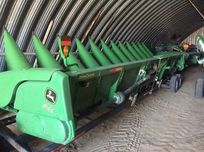 2013 John Deere 612C Corn Headers