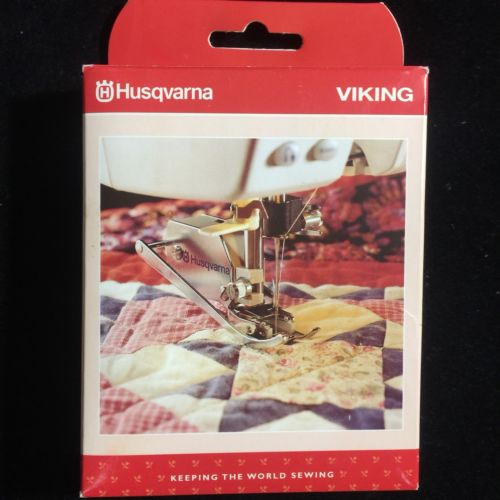 Husqvarna Viking Quilting Dual Feeder Walking Foot -Sewing Machine Group 5 6 7