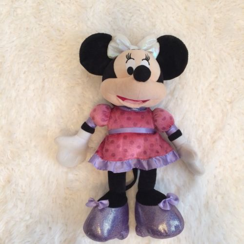 Twinkle Bow Light Bow Minnie Mouse Talks Giggles 15