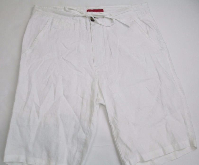 Report Collection, Men's, Shorts, White, Sz. 30
