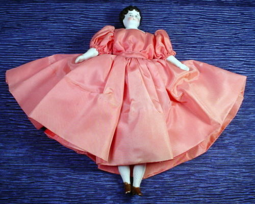 Antique Early 1900's China Doll 8-1/2