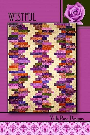 Wistful Quilt Pattern Card