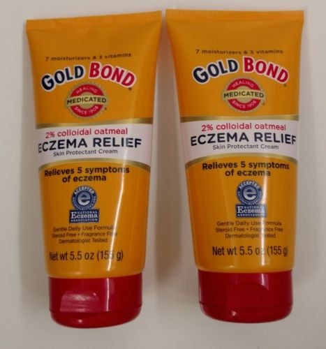 GOLD BOND 5.5 OZ MEDICATED 2% COLLOIDAL OATMEAL ENZEMA RELIEF