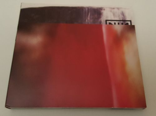 Nine Inch Nails The Fragile CD